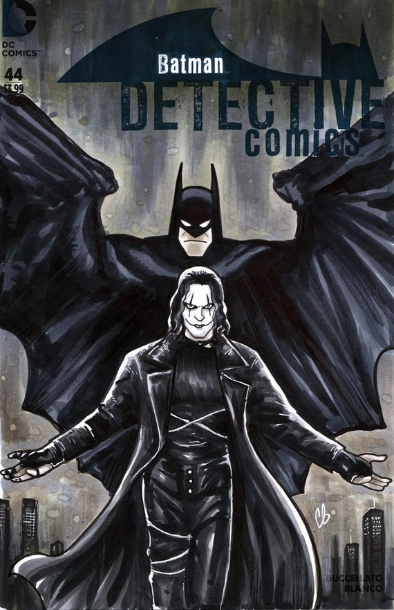 The Crow Comic