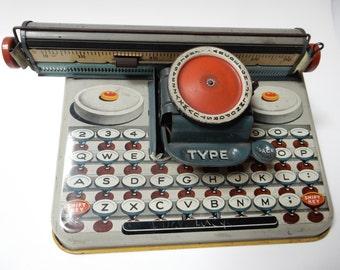 Unique Toy Typewriter