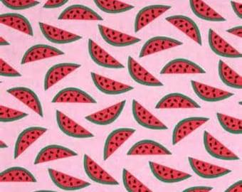 Watermelon in Pink - Bay Breeze by Dear Stella - 1 yard increments