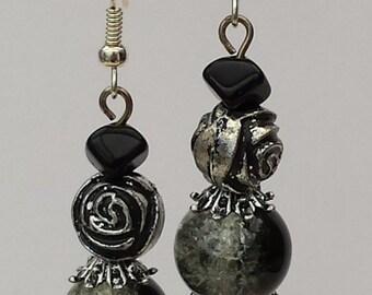 Earrings in the Vintagelook