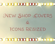 New Shop Covers & Icons Resized