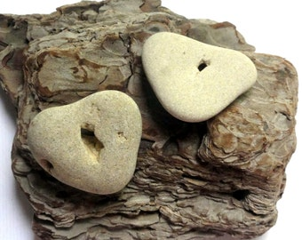 2 PCS Heart Shaped Stones Sea Rocks Natural Love Day Gift Israel Wedding marriage romantic gift