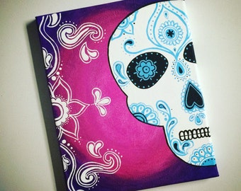 Sugar Skull, Day of the Dead
