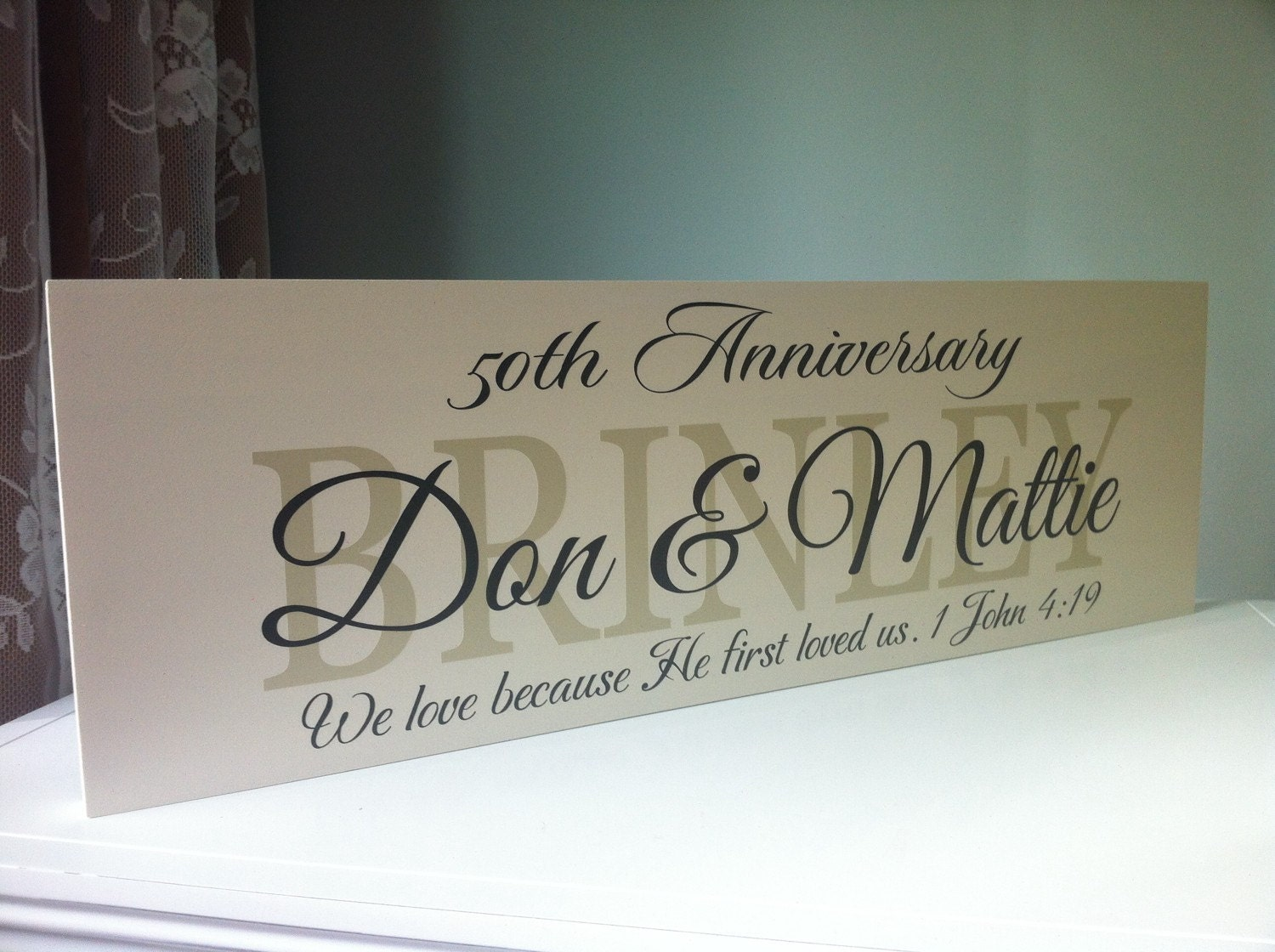 Wedding Anniversary Gift Parents: 50th Wedding Anniversary Gifts For Parents-Gift Ideas-party