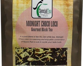 Midnight Choco Loco White Tea - 20 Tea Bags