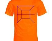 f(x) - 4 Walls Square K-pop T-Shirt
