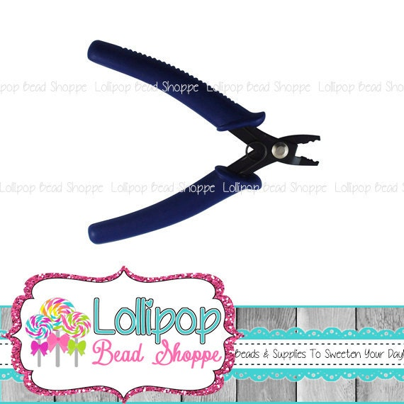 crimping pliers bead jewelry tools crimp jewelry pliers blue crimper plier for crimp beads. Black Bedroom Furniture Sets. Home Design Ideas