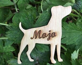 Custom Jack Russell Terrier Magnet