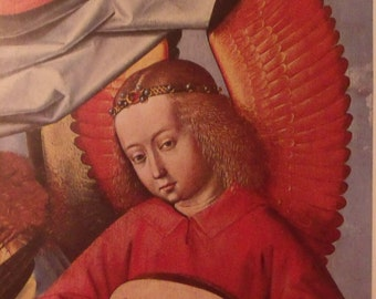 Master of the St. Lucy Legend Angel
