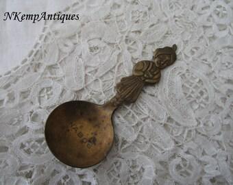 Nabob tea caddy spoon for the collector
