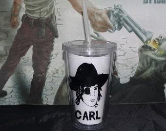 "The Walking Dead ""Carl Grimes"" 16oz Tumbler"
