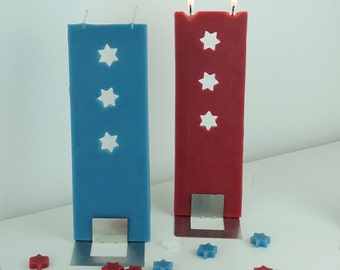 Table Candle star