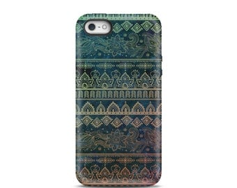 iPhone 5 case, iPhone 5s case, iPhone 6 case, iPhone 7 case, iphone case, phone case, tough iphone case, iphone 7 cover - Boho
