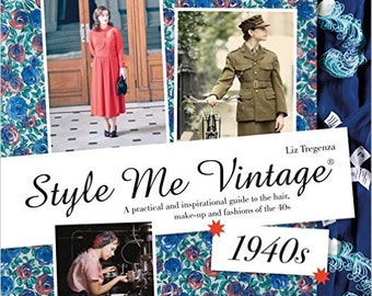 Style Me Vintage: 1940 by Liz Tregenza (me!) personalised for you!
