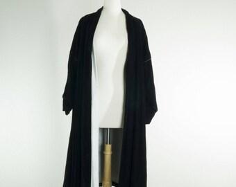 1940's Velvet Opera Coat