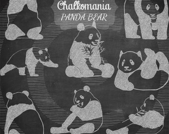 Chalk Pandas