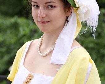 Regency day gown
