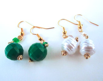 Big Beads Earrings