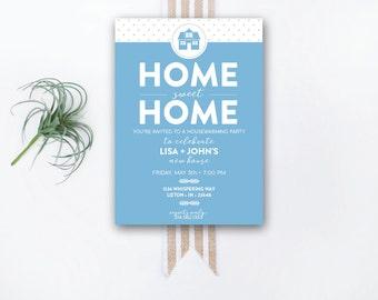 INSTANT DOWNLOAD housewarming party invitation / first home / new home / new home party / housewarming bbq / housewarming bash