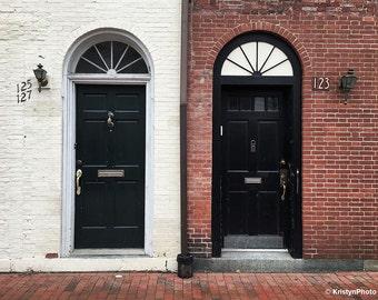 Daniel Street Portsmouth NH Home Decor Fine Art Photography