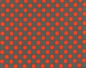 Michael Miller Fabrics - Ta Dot Lava- CX1492-LAVA-D