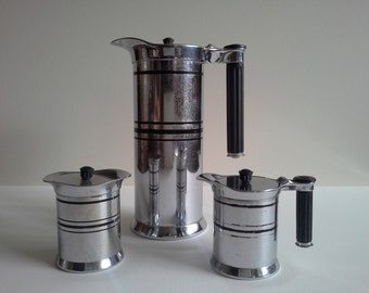 Vintage Sunbeam Coffee Set.