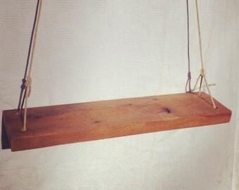 Tree Swing made of Antique Reclaimed Oak