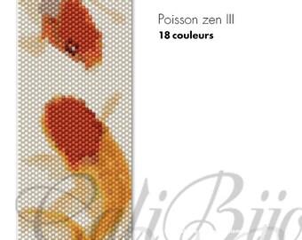 Poissons Zen III -  PATTERN