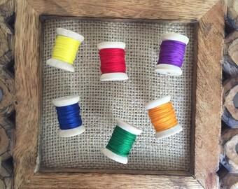 Thread Spool Thumb Tacks/Push Pins/Thumbtacks