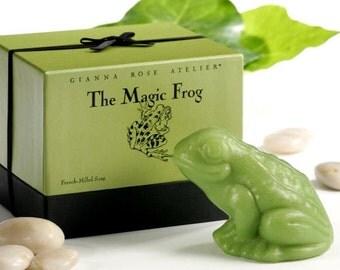 The Magic Frog Soap - Gianna Rose Atelier