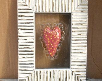 Heart Art Wall Decor, Valentine's Day Gift