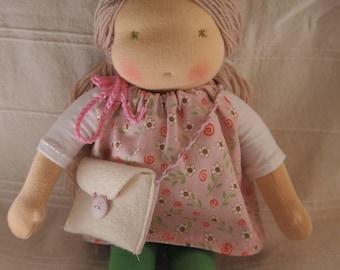 Annemarie Handmade Waldorf Doll 25cm (10in)