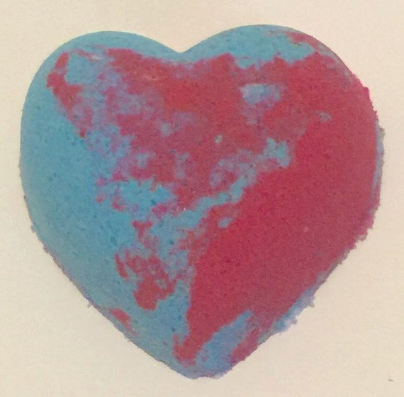Raining Inside My Heart Bath Bomb