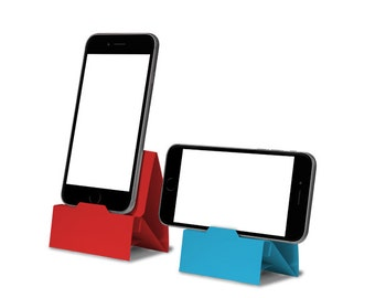 Dock Stand for smartphone origami style