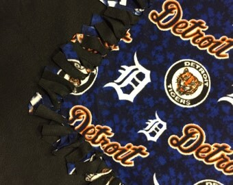 Items Similar To Detroit Tigers Baseball Game Day Beanie