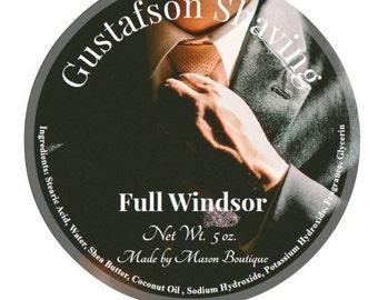 Gustafson Full Windsor Shaving Soap