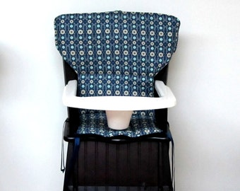High Chair Pad Replacements Hand Made In The By