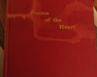 Vintage Poems of the Heart Book 1903