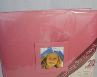 12x12 Rose Picture in Center Scrapbook