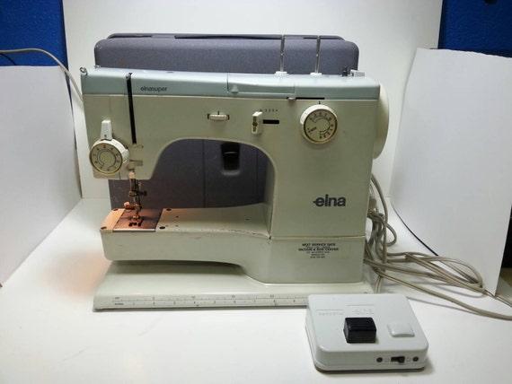 elna 62c sewing machine