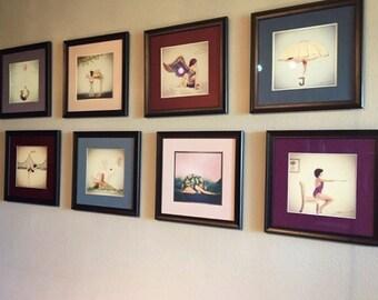 Yoga Art Prints