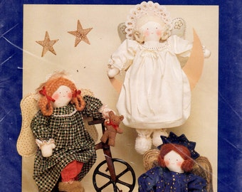 Dream Spinners Stardust Angel Sewing Pattern