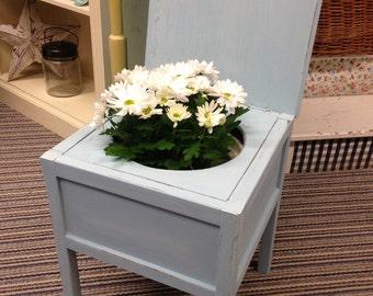 Vintage Flower Pot Stand
