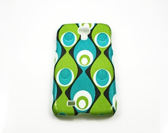 SALE Retro Geometric Samsung Galaxy S4 Hard Shell Case Skin Protection Cover