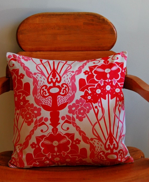 envelope pillow cover cushion cover red and white pillow. Black Bedroom Furniture Sets. Home Design Ideas