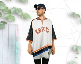 90's New York Knicks Warm up Jersey
