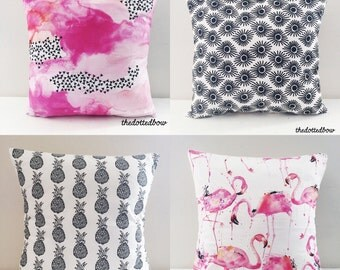Palm Springs Pillows