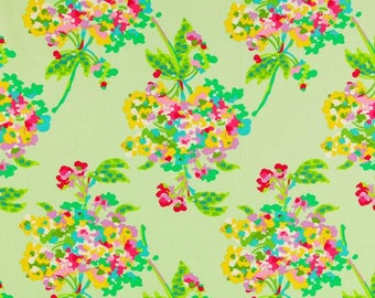BTHY Amy Butler Love Water Bouquet in Green OOP  Gorgeous!