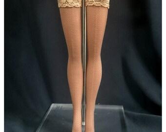 Dolls stockings/socks for Vintage Barbie Barbie, Silkstone - No.1136