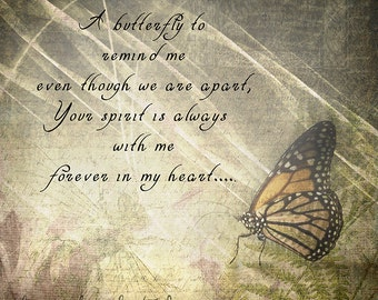 A Butterfly To Remind Me v. 2